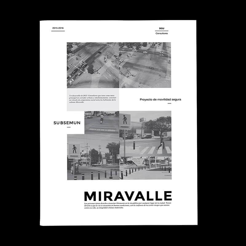 MIRAVALLE SAFE MOBILITY PLAN